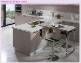 Alto armadio da cucina lucido UV moderno (ZX-007)