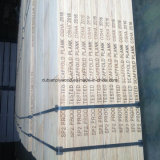 La planche en bois d'échafaudage de LVL de pin rayonne le LVL