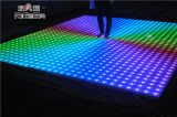 2014년 세계 Top Selling Super Slim와 Portable Patent LED Dance Floor