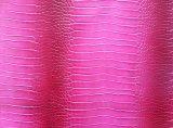 Crocodilo Padrão de couro sintético para sapatos e bolsas ( padrão Animal)