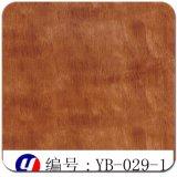 Yingcaiの木製の穀物パターン水印刷のフィルム