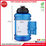 2.2L PETG Wasser-Flasche mit Ablagekasten