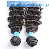 ブラジルの深い波100%の人間のバージンの毛、ブラジルの毛(KBL-BH)