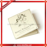 Специальное Paper Card для Apparel, ювелирных изделий Products Instruction