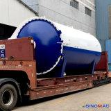 2650X6000mm ASME zugelassener Lamianted Glasautoklav für die Herstellung des kugelsicheren Glases