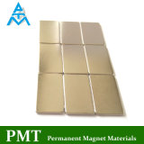 N40 Permanente Magneet met Praseodymium van het Neodymium