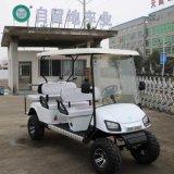 Сертификат Ce автомобиля гольфа 6 Seater электрический