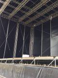 30X50m sehr großer Giebel-Aluminiumbinder-Lösung in der Türkei