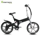 Bici eléctrica del pequeño plegamiento barato al por mayor 250W de Aimos