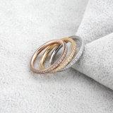 Nuevo anillo del acero inoxidable de la venta directa de la fábrica de la llegada 2017