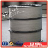 El OEM de la pureza elevada modificó el alambre para requisitos particulares Titanium certificado SGS