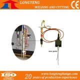 Dispositivo portátil da auto ignição da maquinaria da estaca do CNC no local de Wuxi Longteng em China