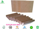 Panneau de forces de défense principale du Facile-Routage E0 de la qualité 18mm pour la planche de meubles, d'étage et de porte