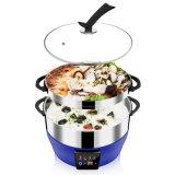2017良質の世帯商業圧力蒸気の鍋