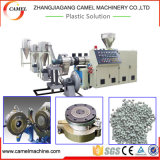 Cadena de producción caliente de la granulación del PVC de la venta 1t/H