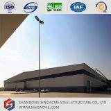 Entrepôt bon marché de structure métallique au Soudan