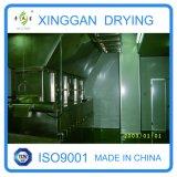 Equipamento de secagem/máquina de fluidificação horizontais em forma de caixa