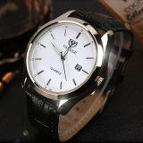 Z308 het Nieuwe Horloge van de Mens van het Leer van het Polshorloge van het Kwarts van de Sport van de Manier van het Horloge van Mens van de Luxe van het Merk van de Tendens Waterdichte Mannelijke