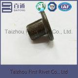 rebite de aço contínuo principal liso da cor lisa de 14.8X16.7mm