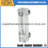 Quadratisches Panel eingehangener Acrylströmungsmesser-Anzeiger-Rotadurchflussmesser