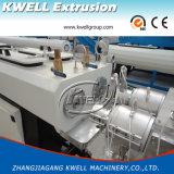 Extrusor de la pipa de PVC UPVC / producción de la pipa del PVC que hace la máquina