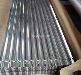 Лист толя Galvalume горячего DIP стальной плиты Corrugated Alu-Цинка Coated