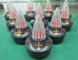 Lámparas ligeras del cementerio para los sepulcros