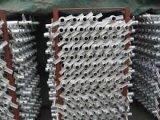 De Hefboom van de Schroef van de Steiger van het Frame van het stutsel voor de Uitvoer
