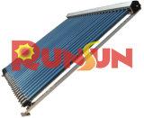Schräger Dach-Sonnenkollektor