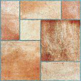 Azulejo de suelo de cerámica esmaltado rústico del azulejo de la porcelana del azulejo de suelo