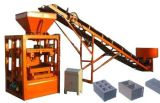 Block Machine, Brick Machine, Block Plant (QT4-24)