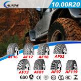 트럭 광선 타이어, 트럭 타이어 (GCC, ECE 의 점을%s 가진 10.00r20)