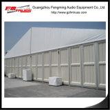 記憶の使用法のための一時倉庫のテント20mx80mのサイズ