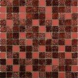 De Tegel van het Mozaïek van het Glas van de Mengeling van het porselein en van het Kristal (M8PCB92)