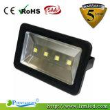 옥외 IP65는 Bridgelux 가벼운 50W LED 플러드 빛을 방수 처리한다