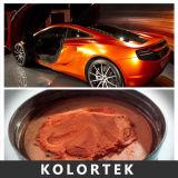 Cores metálicas da pintura do carro, cores metálicas do pigmento para a pintura do carro