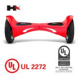 """10 """"trotinette"""" de equilíbrio do auto esperto da roda da polegada 2 com o auto de Bluetooth que balança Hoverboard elétrico"""