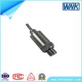 Transmissor de pressão esperto da miniatura 4-20mA para o gás de ar 100psi 200 libra por polegada quadrada 300psi