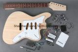 Die-Cast кромом набор электрической гитары DIY