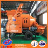 Смешивать и Pumping Machine Concrete Mixer Pump C3