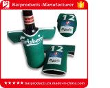 Suporte de frasco feito sob encomenda da cerveja para relativo à promoção