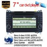 DVB-T MPEG4 또는 ISDB-T 또는 ATSC Mh (HL-8822GB) DVD 플레이어와 가진 벤츠 a/B 종류 자동 DVD GPS (2005년 앞으로)를 위한 차 GPS