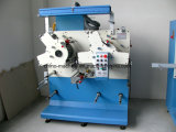 自動ラベルの回転式印字機