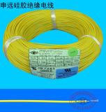 Collegare termoresistente flessibile 18AWG della gomma di silicone UL3135