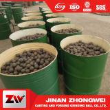 Sfere d'acciaio stridenti di durezza del laminatoio di estrazione mineraria