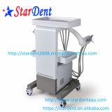 치과 의자 터빈 기계 움직일 수 있는 휴대용 손수레 단위 이동할 수 있는 처리 세트