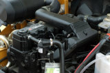 Diesel2.5Ton gabelstapler mit Yanmar 4TNE98 Motor (HH25Z-E8-D, grössere vordere Gummireifen)