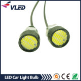 3W 350lm imperméable à l'eau blanc 12V LED Eagle Eye Daytime Running DRL