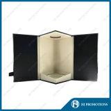 Boîte de présentation de empaquetage de papier pour le whiskey (HJ-PPS03)