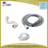 Maquinaria respiratoria médica plástica acanalada de un sólo recinto del estirador del tubo PE-PP-PVC